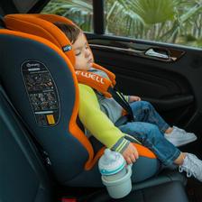 ¥488 全车系通用!Bewell 带ISOFIX+和LATCH接口 婴儿童安全座椅