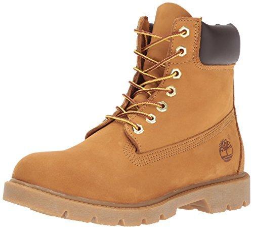 ¥633.72 限尺码、中亚Prime会员: Timberland 添柏岚 10061 男士工装靴