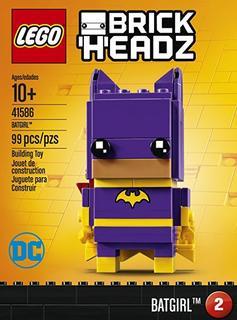 凑单品:LEGO BrickHeadz 41586 Batgirl 组装人偶