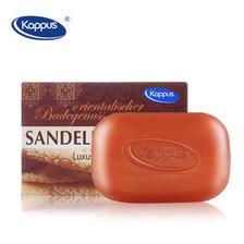 kappus 檀香精油 沐浴皂100g *4件 34.7元(需用券,合8.68元/件)
