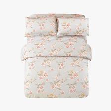 ¥134.5 当当优品四件套高支高密纯棉双人床单款床品1.5-1.8米适用