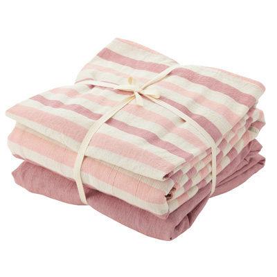 MUJI 床用 棉被套装 295元