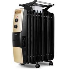 GREE格力 NDY07-21 11片电热油汀取暖器 199元包邮