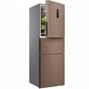 京东商城 美菱 双变频变温三门冰箱296升 BCD-296WP3CX包邮(满3000减210后)2989元