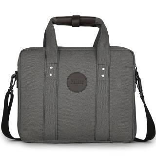 Phlees 电脑包 15.6英寸 瑞奇系列 男士苹果索尼联想单肩手提笔记本电脑包商务内胆包 深灰色 *3件 95.55元(合31.85元/件)