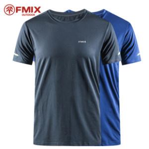 Fmix 速干运动T恤2件 56元包邮 折合28一件