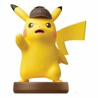 "$29.99 GCU低至$23.99 预订:Nintendo Amiibo 游戏手办 ""大侦探皮卡丘"""