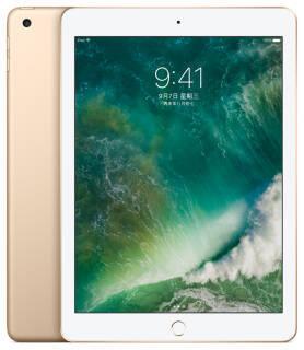 0点:苹果(Apple) 2017款 iPad 9.7英寸 平板电脑 WLAN版 128G2799元