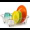 $12.59 ipegtop 不锈钢防滑厨房沥水架 水槽碗筷晾干架...