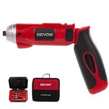 Devon 大有 4V锂电池充电式豪华24件螺丝批套装(QUARK美式系列) 5607-Li-4变形金刚