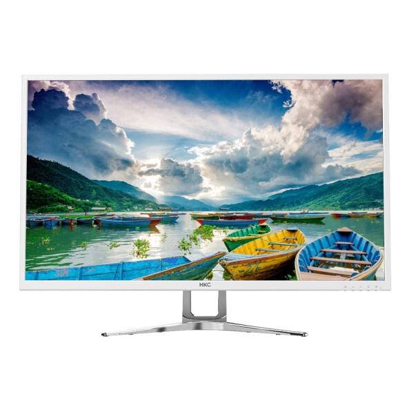 视觉盛宴!HKC U320 31.5英寸显示器 好价包邮2499元