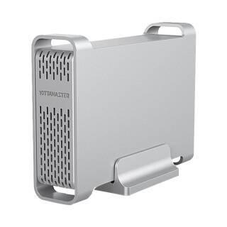198元 YottaMaster 2.5英寸Type-C硬盘盒 支持4TB硬盘