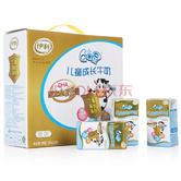 ¥27.46 伊利 QQ星儿童成长牛奶125ml*20盒