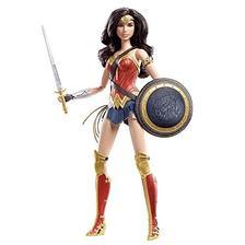 历史新低: Barbie 芭比 Collector 蝙蝠侠大战超人 DGY05 神奇女侠玩偶 *4件 588.8