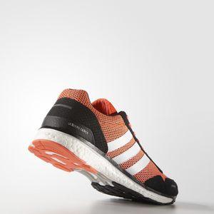 16日0时:阿迪达斯 男子 adizero adios 3 m 跑步鞋 390元 原价1039元