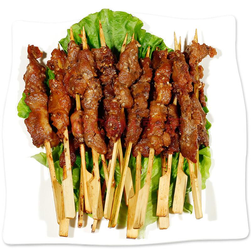 东来顺 孜然羊肉串 400g/袋(约20串)调理肉串 烧烤食材22.5元