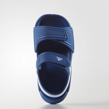 天猫 春上新:adidas阿迪达斯 S74680男 婴童运动凉鞋125元包邮