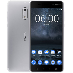 诺基亚 NOKIA6 双卡双待全网通4G手机 4GB+64GB 实付1399元包邮