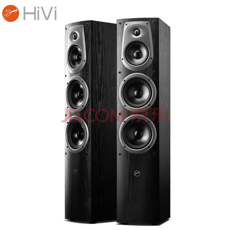 惠威(HiVi)D50F 家庭影院音响组合 客厅KTV电视音响套装2.0声道HIFI高保真音箱3950元