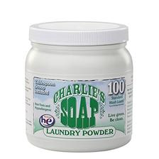 Charlie's Soap 查利洗涤剂 全天然环保洗衣粉(100次)1.2kg(进口 婴幼儿适用)(新老