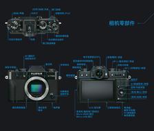 FUJIFILM 富士 X-T20(XC15-45mm F3.5-5.6) 无反相机套机 6649元包邮,送INSTAX MNI8
