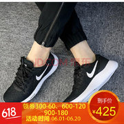 ¥265 NIKE耐克2018 年新款女子WMNSNIKELUNARAPPARENT跑步鞋908998 908998-001+黑/白/冷灰 37.5'