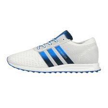两件享5折!阿迪达斯男士运动鞋白色/蓝色S79032 活动好价249元包邮含税(2件