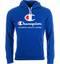 Champion 大logo连帽套头 男士卫衣 剩L、XL 蓝色 £19.9...