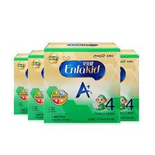 MeadJohnson Nutrition 美赞臣 安儿健A+ 儿童配方奶粉 4段 1200g *4盒 458元包邮