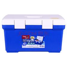 ¥89 IRIS爱丽思 车载保温箱冷藏箱 20升 CL-20 蓝色