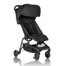 Mountain buggy nano V2旅行婴儿推车黑色 1589元