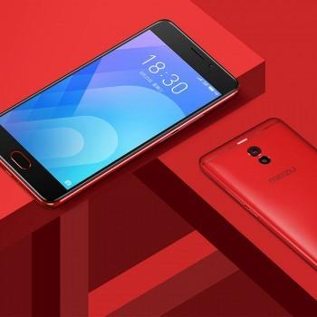 天猫 双11预售: MEIZU魅族 魅蓝Note6 3GB+32GB 4G全网通手机1299元包邮 需99元定金