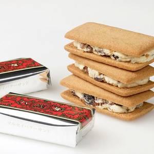 六花亭 兰姆葡萄夹心饼干
