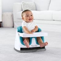 $28.99 (原价$39.99) Ingenuity 二合一宝宝座椅,蓝色款