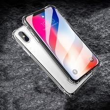 woxaa 沃享 苹果6-X系列 透明软壳手机壳 劵后1.9元包邮