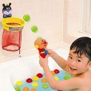 折合67.9元 凑单! PINOCCHIO JoyPalette 面包超人 浴室投篮玩具'
