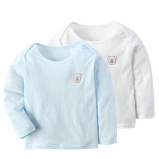 双11预售:好孩子(Goodbaby) 2017婴儿纯棉上衣 2入装 59元(10元定金,11.11付尾款)