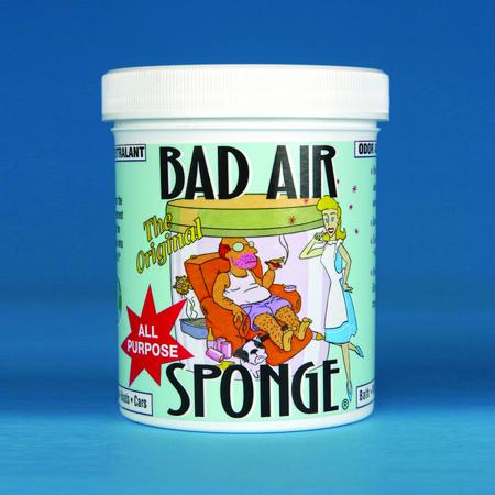 BAD AIR SPONGE 空气净化剂 除甲醛 400g*3件 60年历史 远离甲醛 ¥212
