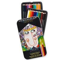 销量冠军 Prismacolor 软芯彩色铅笔 24色
