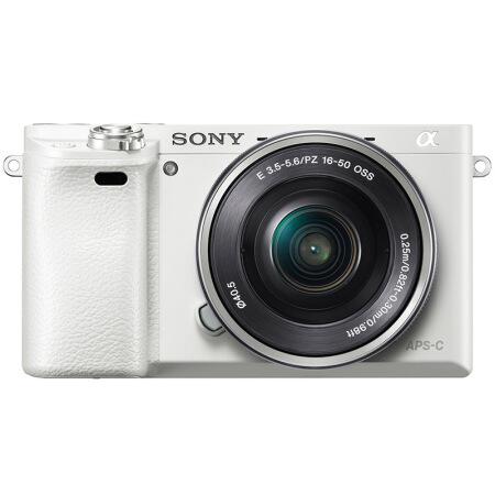 索尼(SONY) ILCE-6000L APS-C画幅 无反相机套机 16-50mm镜头 ¥369916-50¥3699