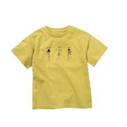 Mini Balabala 迷你巴拉巴拉 男童短袖T恤 *3件 99元包邮 折合33元/件'