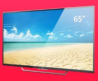 24日0点! SONY 索尼 KD-65X7500D 65英寸 4K液晶电视 包邮6699元