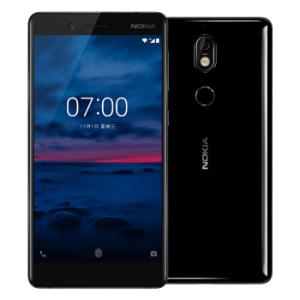 NOKIA 诺基亚 7 4GB+64GB 黑色 全网通 双卡双待 移动联通电信4G手机2499元