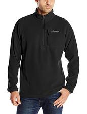 Columbia Men's Cascades Explorer Half-Zip Fleece Sweater $15.44(约102.12元)