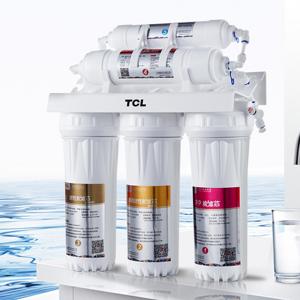 TCL 矿物质净水器 五级超滤 出水直引 4.9高评分 包邮239元
