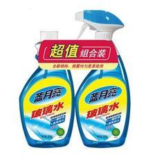 苏宁易购 蓝月亮 玻璃水(瓶+瓶补)500g+500g13.9元包邮 限移动端,2人成团