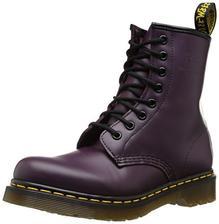 ¥729 Dr. Martens ORIGINALS 女 马丁靴 1460 W 紫色 36 (UK 3)