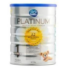 折合180.2元 A2 婴儿奶粉Platinum白金一段 900g