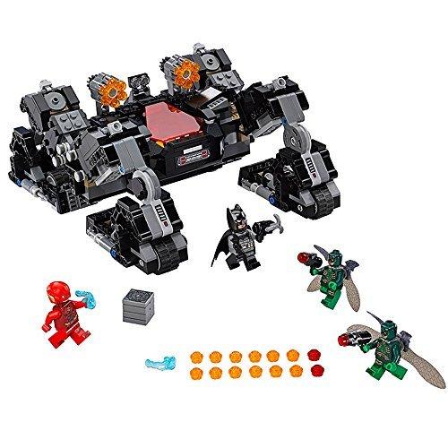 乐高(LEGO) 超级英雄 76086 蝙蝠侠夜行者隧道攻击 $34.49(约217.63元)