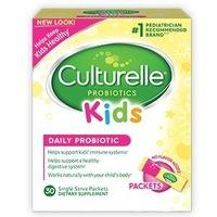 Culturelle 儿童益生菌粉 30袋 改善肠道健康